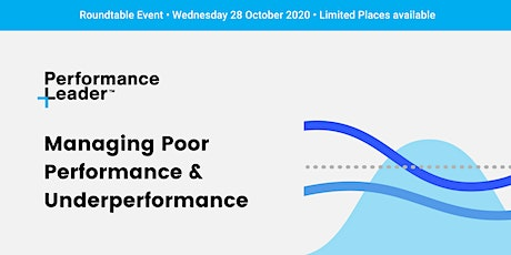 Managing Poor Performance & Underperformance - AU tickets
