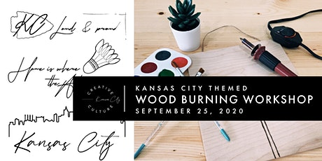 Wood Burning Workshop tickets