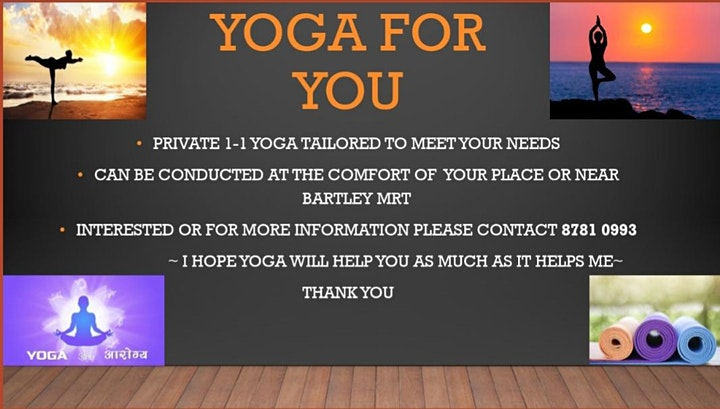 Private yoga 1-1 image