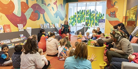Time for Rhymes - South Perth Library tickets