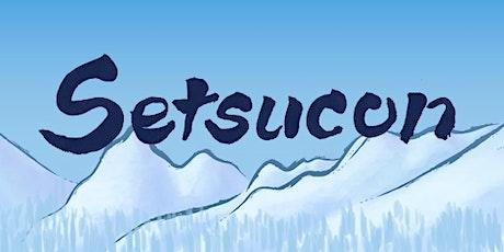 Setsucon 2021 tickets