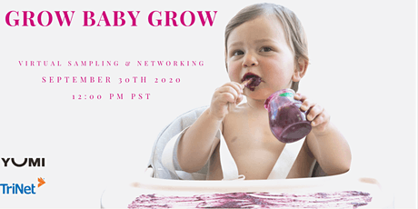 Grow Baby Grow: Raise a healthy generation and grow your business tickets