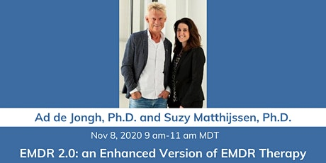 EMDR 2.0: an Enhanced Version of EMDR Therapy tickets