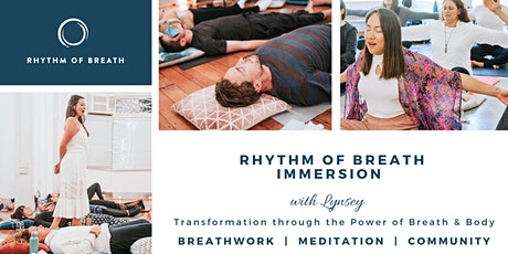 An evening with Breath - Rhythm of Breath immersion, Bondi tickets