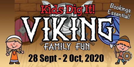 Kids Dig It - Viking Family Fun 2020 tickets