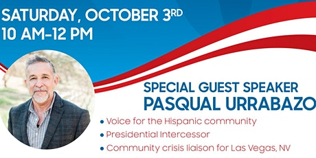 District Care Meeting w/ Pasqual and Norma Urrabazo tickets