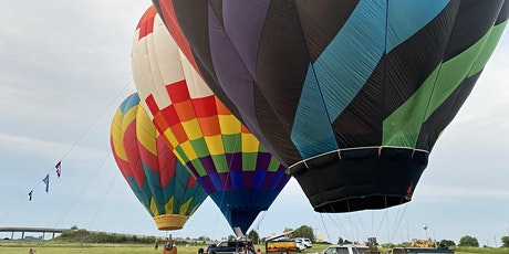 Flying Twisted - Hot Air Balloons & Kites tickets