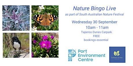 Nature Bingo Live tickets
