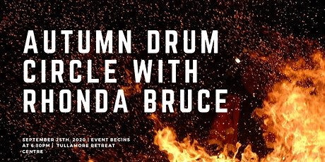 Autumn Drum Circle with Rhonda Bruce tickets