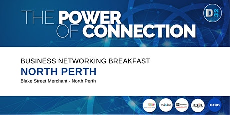 District32 Business Networking Perth – North Perth - Thu 01st Oct tickets