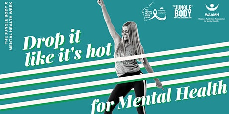 Drop it like it's hot for Mental Health tickets