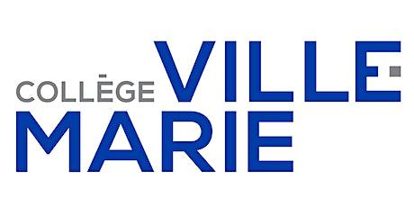 Portes ouvertes 2020 | Collège Ville-Marie tickets