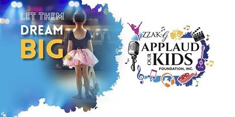 Zzak G. AOK Step into the Spotlight Soiree & Talent Competition tickets