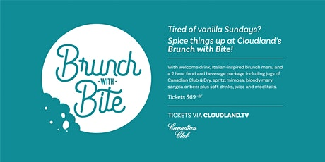 Brunch With Bite - Brisbane, September Shows tickets