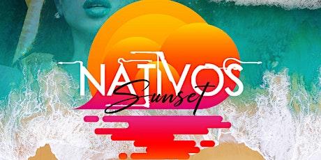 Nativos Sunset - Catamarã ingressos