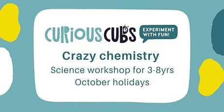 Crazy chemistry holiday workshop tickets