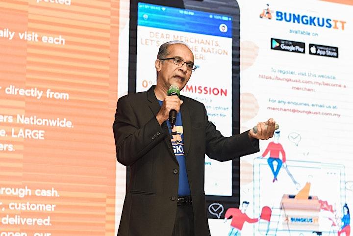 Jelajah Usahawan Digital Selangor 2020 - Siri 3: Ampang, Selangor image