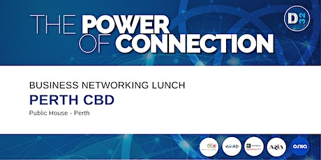 District32 Business Networking Perth – Perth CBD - Thu 26th Nov tickets