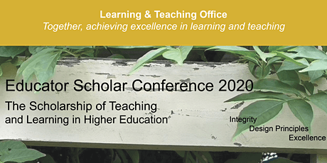 Educator Scholar Conference 2020 - Student Panel tickets
