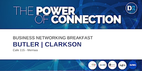 District32 Business Networking Perth – Clarkson / Butler - Fri 30th Oct tickets