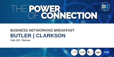 District32 Business Networking Perth – Clarkson / Butler - Fri 27th Nov tickets