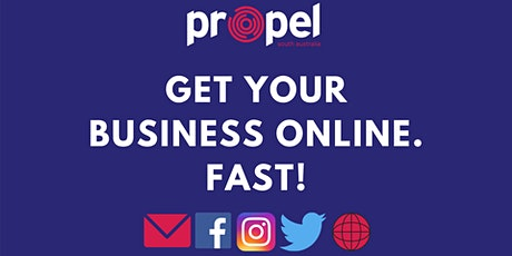 Marketing Workshop - Get your business online, Fast! tickets