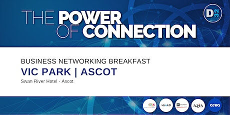 District32 Business Networking Perth – Vic Park - Tue 03rd Nov tickets