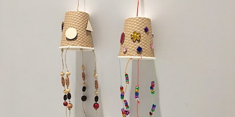 School Holiday Fun: Wind Chime Craft (6-12yrs) tickets