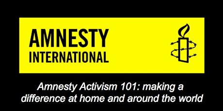 Amnesty International 101 biglietti