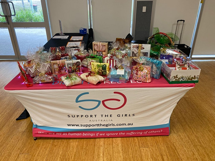 Support The Girls Australia Bra Gifting Day - Southport Community Centre image
