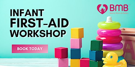 Infant First-Aid Workshop tickets