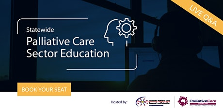 2020 Statewide Palliative Care Education Mornings Webinars tickets