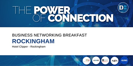 District32 Business Networking Perth – Rockingham – Wed 07th October tickets
