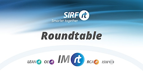 VicTas SIRF IMRt Roundtable |  Automation with Expert Presenters tickets