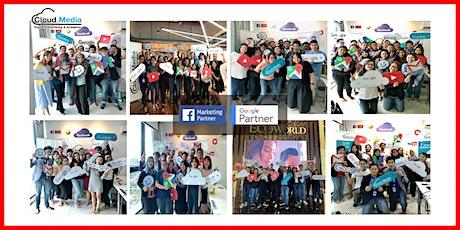 Google Partner -Google Ads & YouTube Advertising Workshop (Beg + Int + Adv) tickets