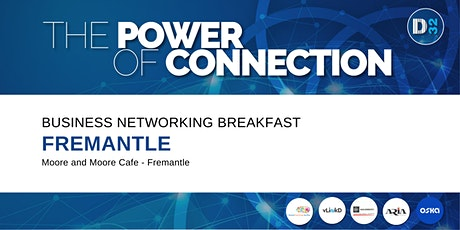 District32 Business Networking Perth – Fremantle - Wed 14th Oct tickets