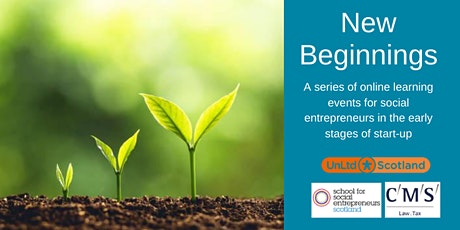 New Beginnings:  Employment Basics (and COVID-19) tickets