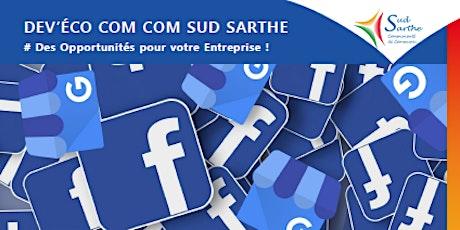 Formation Facebook et Google My Business - Niveau débutant - Le Lude billets