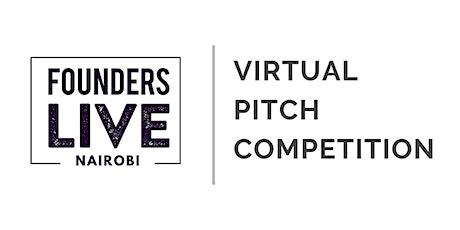 Founders Live Nairobi tickets