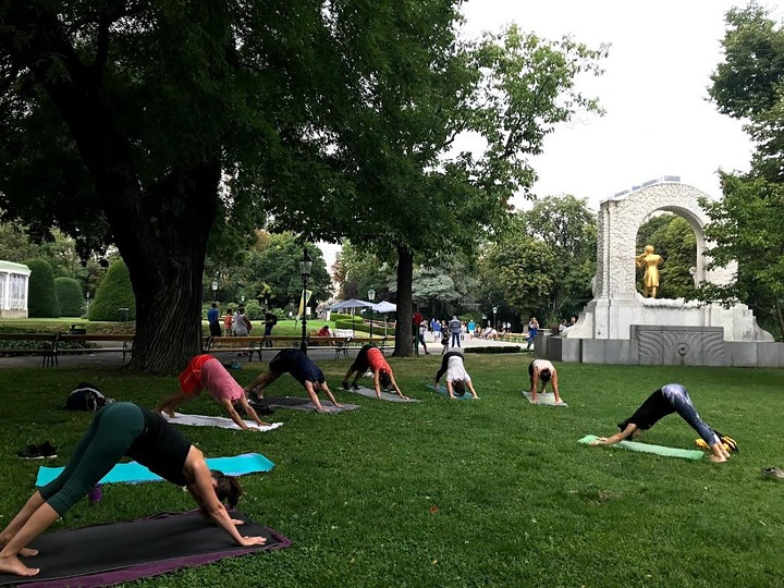 Yoga Classes in EN or FR - Thursdays Afterwork image
