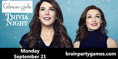 Gilmore Girls Online Trivia Party tickets