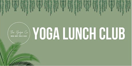 The Yoga Co. 6th December tickets