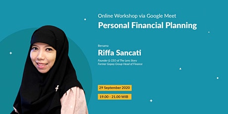 [PAID EVENT] Personal Financial Planning by Riffa Sancati tickets