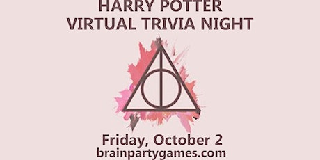 Harry Potter Online Trivia Party tickets