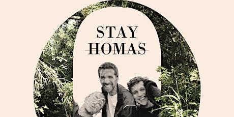 Stay Homas + Artistas del Gremio + Lord Sassafras en Bosque Sonoro / Mozota entradas