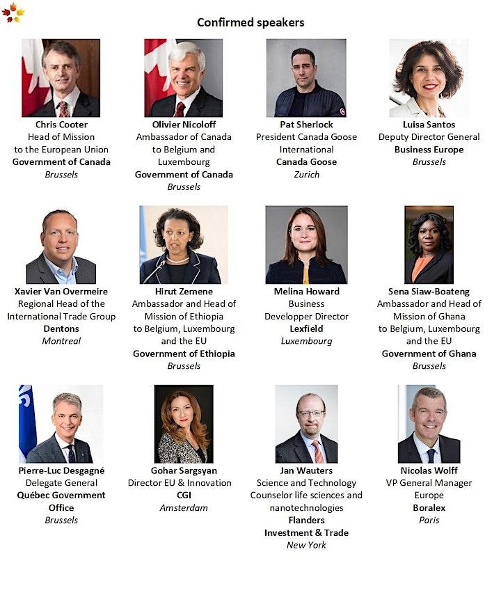 EU-Canada Business Summit 2020 image