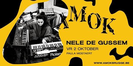 NELE DE GUSSEM @AMOKATHON tickets