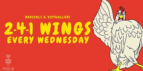 Wing Wednesdays tickets