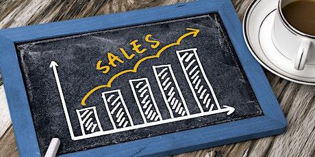 Sharpen You Sales Skills tickets