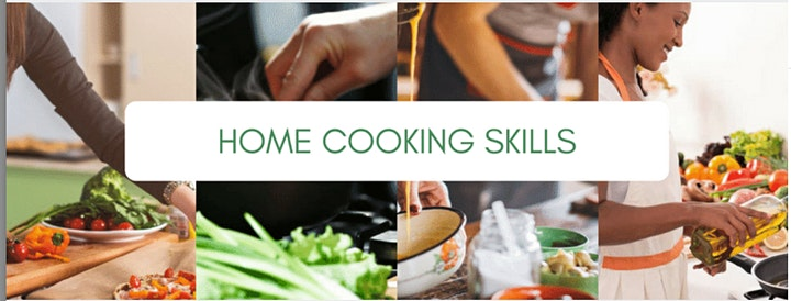 BTEC Home Cooking Skills L1-2 (On Line Training Room) image